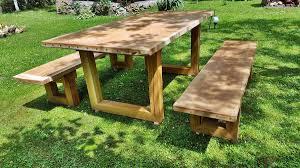 Garten Design Ton Gartenbank Holz Rustikal Zum Bilder Gartenmöbel