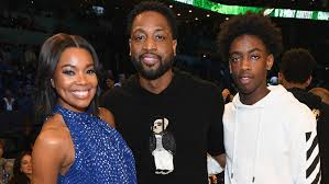 Gabrielle Union and Dwyane Wade Post Emotional Tributes to His Son Zaire as  He Heads to Boarding School | Entertainment Tonight