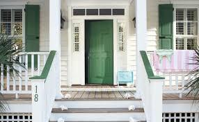 Image Dark Green Front Door Freshomecom 12 Fresh New Front Door Colors To Welcome You Home Freshome