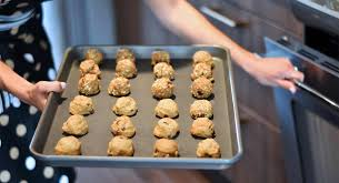 Baked With Love Pre Rolled Cookie Dough From Crmr Kitchen Calgary