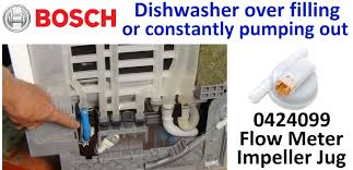See Through Dishwasher Bosch Dishwasher Keeps Emptying And Filling How To Diagnose The