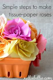 21 best images about Nuvem on Pinterest Making tissue paper flowers is a simple process and all you need are a couple