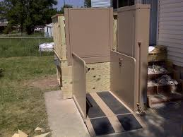 Miketheaccessguy Taking You To The Next Level - Exterior wheelchair lifts