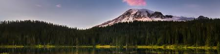 mt ranier is a perfect road trip from seattle