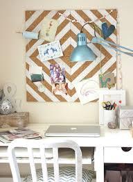 cork board ideas for office. belindau0027s lovely diy home office corkboard cork board ideas for