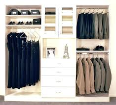 custom open closet designs reach in design tool closets