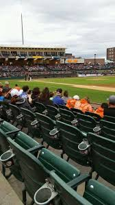 Long Island Ducks Seating Chart Bethpage Ballpark Section 112 Row G Seat 7 Home Of Long