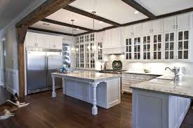 country farmhouse kitchen designs. Built In Stove Oven Country Farmhouse Kitchen Designs Black Slated Counter Tops White Wooden Cabinets Countertop Moen Faucet Parts Home Depot I