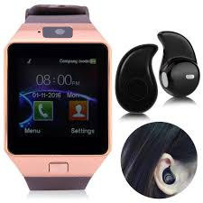 Smartwatch With Bluetooth Earpod Free By Vizio | Smart Watches - HomeShop18