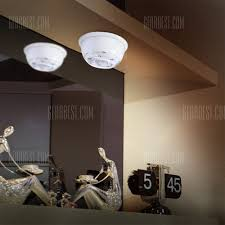 induction lighting pros and cons. L0605 Infrared Human Body Induction Lamp Auto PIR 6 LEDs Light - 6V Lighting Pros And Cons A