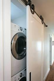 laundry room barn door barn door laundry room hidden washer dryer white barn door for laundry laundry room barn door