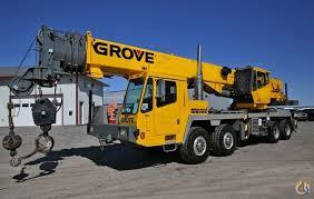 Alcoa 60 Ton Die Chart Sold 2004 Grove Tms700e 60 Ton Crane For On Cranenetwork Com