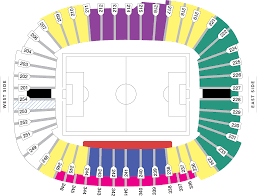 Bc Place Interactive Seating Chart Bc Place Vancouver Whitecaps Fc