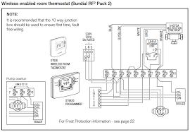 central boiler thermostat wiring diagram images only thermostat plan wiring diagram for system boiler y automotive diagrams