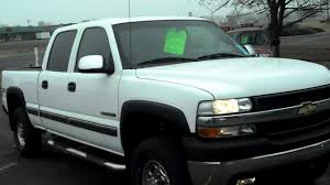 2001 Chevrolet Silverado 2500HD, Crew cab 4dr, Short box, 4x4, 6.0 ...