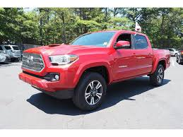 Certified Pre-Owned 2016 Toyota Tacoma TRD Sport 4x2 TRD Sport 4dr ...
