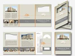 Apartment Brochure Template Design This Attractive