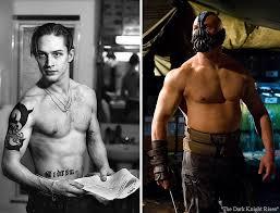 Эксперимент на себе как накачать дрища Знания исцеляют Том Харди для роли Бэйна в Бэтмене накачал 18 кг мышц всего за 3 месяца При исходном весе в 68 кг он прибавил 26%