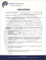 Agreement Form Examples Example Of Form Loanment Sample Personal Examples Loan Agreement 21