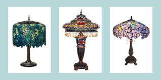 Stained Glass Night Light Kits 15 Best Tiffany Style Lamps To Buy Online Shop Tiffany Lamps