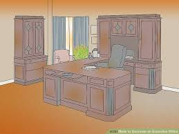 decorate office. image titled decorate an executive office step 1