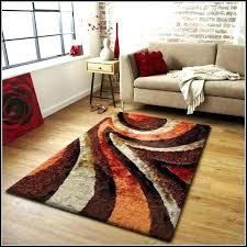 orange bath rugs red brown area rug and burnt bathroom set orange bath rugs