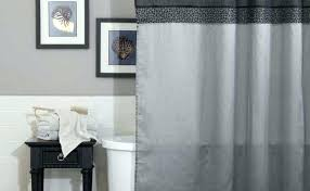 brown and blue shower curtain shower shower curtain better homes and gardens nautical shower curtain blue