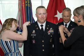 Why We Serve - CW4 Jamie Montgomery | Article | The United States Army