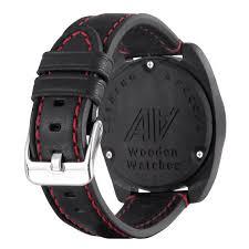 Купить <b>Мужские часы AA</b> Wooden <b>Watches</b> S2 Sport Black ...