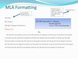 Mla Headig Ap Essay Header Easybib Guide To Citing And Writing In Apa