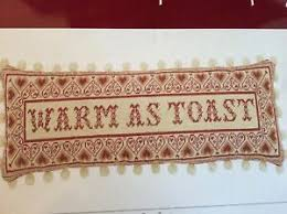 Toast Chart Details About Historical Sampler Company Tapestry Chart Warm As Toast