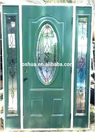 glass insert for door entry doors glass inserts glass inserts for front doors a lovely decorative glass insert for door