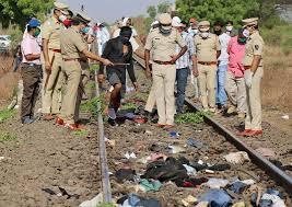 Indian <b>train</b> kills 16 workers laid-off <b>in</b> coronavirus lockdown   Reuters