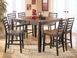 Ashley Furniture Kitchen Table Sets Square Dining Table Excellent Ideas Solid Wood Dining Table