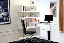 stylish home office furniture white book case white book shelf home office desk computer desk in stylish home office furniture