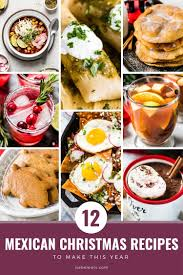 Give thanks and celebrate the day in a state rich in cultural diversity, eclectic food, and delightful people. The Best Mexican Christmas Foods Isabel Eats Mexican Recipes
