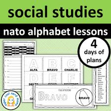 Pdf drive investigated dozens of problems and listed the biggest global issues facing the world today. Nato Phonetic Alphabet Lessons By Super Cool Nerd Mama Tpt