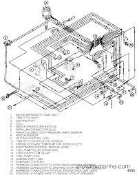 wiring harness efi 1994 mercury inboard engine 5 7l tbi 1994 mercury inboard engine 5 7l tbi 350mag ski 357k111gs wiring