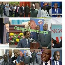 Congo news actu - About