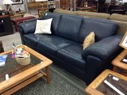 natuzzi leather sofa dooverz consignment
