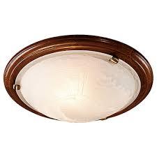 Настенно-<b>потолочный светильник Sonex 136/K</b> Lufe Wood ...