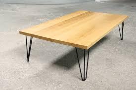 Pieds De Table Design Sur Idee Deco Interieur Treezigner Bois Et Table Basse Design Bois Et Metal