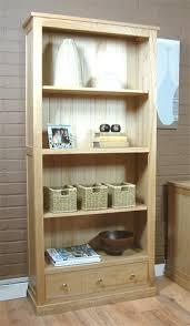 picture mobel oak large hidden office. Mobel Oak Large 3 Drawer Bookcase Picture Hidden Office