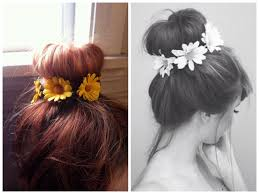 Sock Bun Hair Style hippie hairstyles to try hair world magazine 2612 by wearticles.com