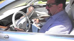 Hyundai Designer Hyundai Vision G Concept Presentation By Chief Designer Chris Chapman Part Iii