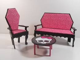 366 best Monster High Doll Clothes and Furniture images on