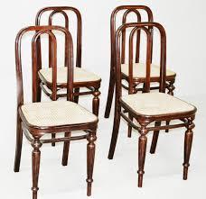 Esszimmerstühle Modell 41 von Thonet, 1860er bei Pamono kaufen