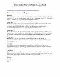 Reference Page For Resume Beautiful General Cover Letter Examples