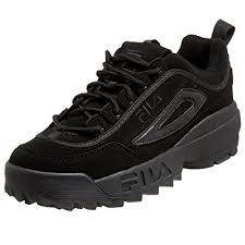 fila disruptor 2 men. fila men\u0027s disruptor ii sneaker,triple black,7 2 men 7