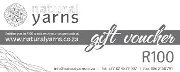 Gift Vouchers Create Your Own Value